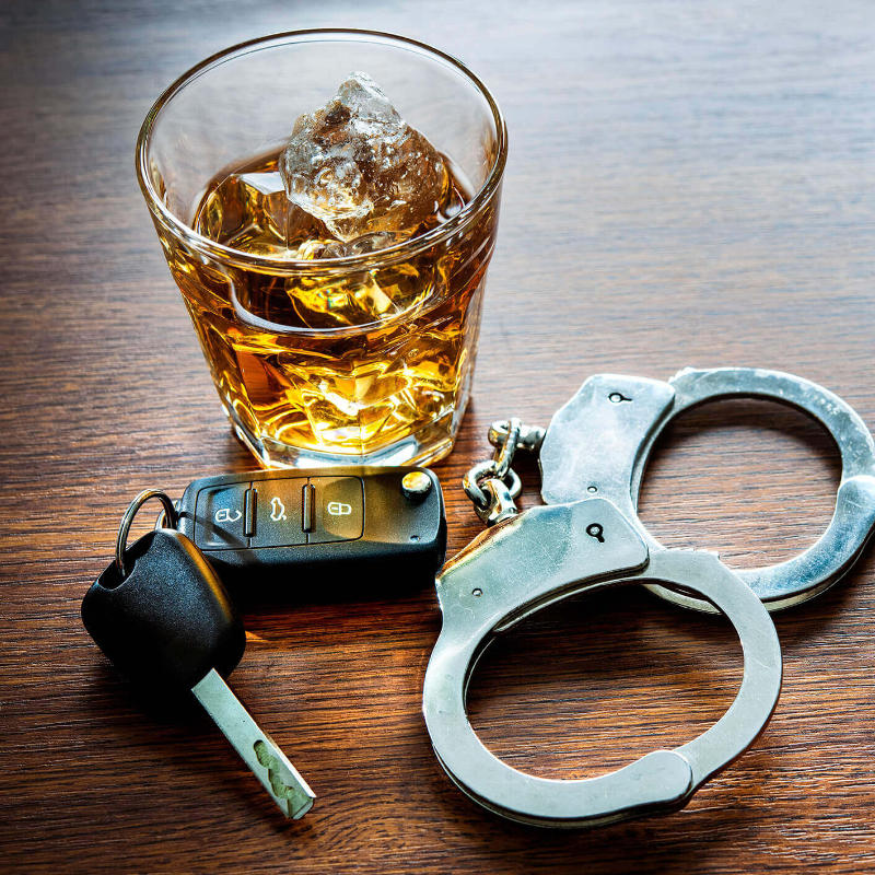 second dui california
