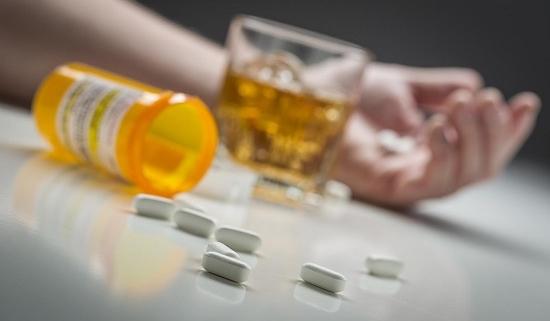 accidental drug overdose